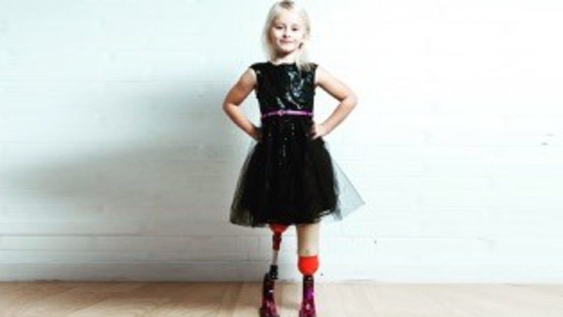 Model, 7, Who Is Double Amputee Hired By River Island