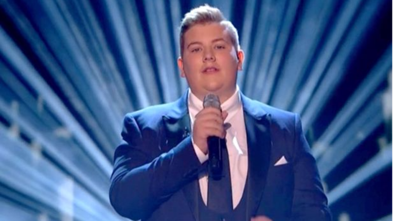 Kyle Tomlinson's Incredible 'Britain's Got Talent' Performance Leaves Audience In Tears