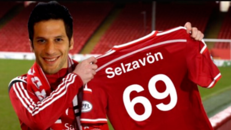 The Time When Sky Sports Thought 'Yerdas Selzavon' Signed For Aberdeen