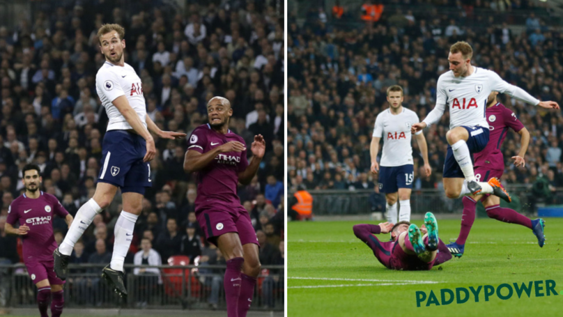 Some People Won Money On Harry Kane 'Scoring' Against City