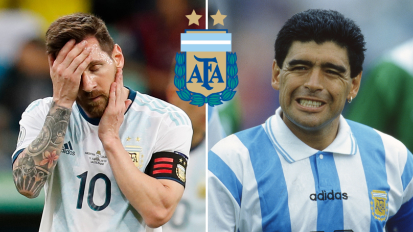 Diego Maradona Had Better Argentina Teammates Than 'Extraordinary' Lionel Messi, Says Fabio Capello