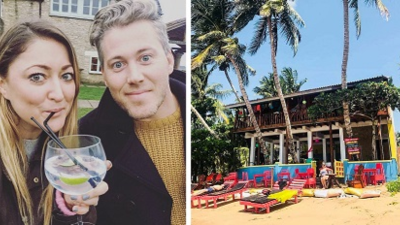These Newlyweds Got So Drunk On Their Honeymoon They Bought A £30,000 Hotel