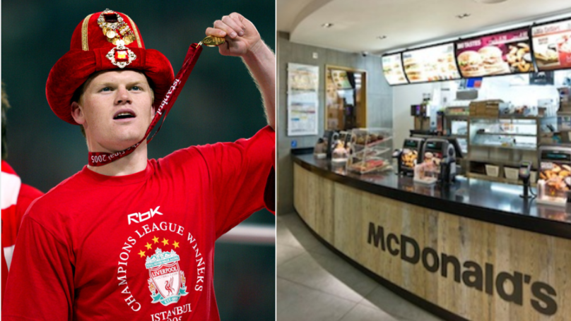 John Arne Riise Confronted Childhood Bully In McDonalds After Winning Champions League Final