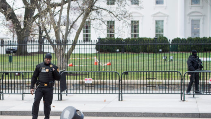 Man Suffers 'Self-Inflicted Gun Shot Wound' Outside White House