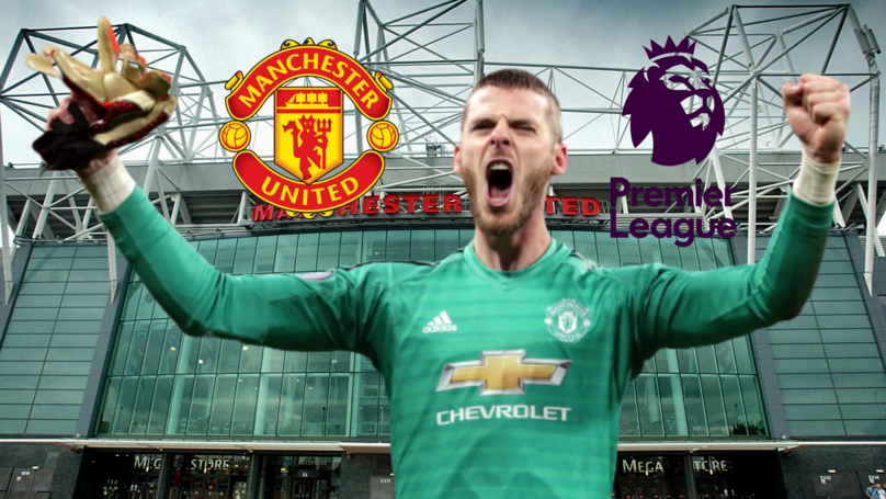 De Gea Has The Most Premier League Clean Sheets For Any Goalkeeper Since His Debut