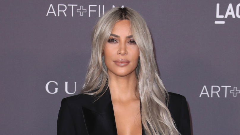 The Internet Has A Problem With What Kim Kardashian Feeds Her Kids
