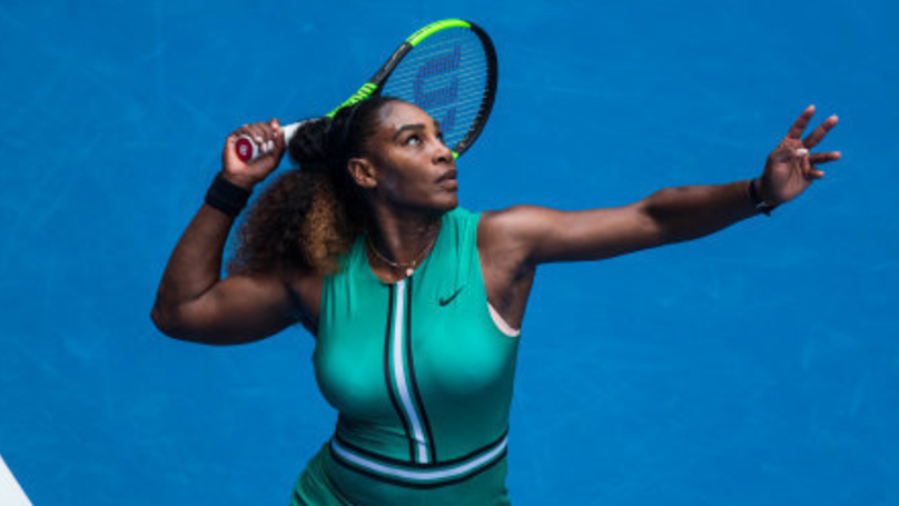 Serena Williams Explains 'Powerful Statement' Behind 'Serena-tard' Worn At Australian Open