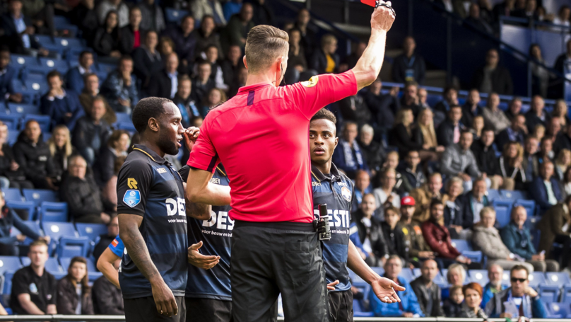 Referee Given Three Week Suspension After Forgetting His Coin
