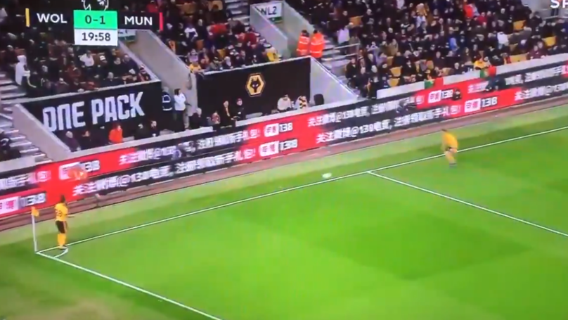 Wolves' Joao Moutinho Takes The Worst Corner Of The Premier League Season