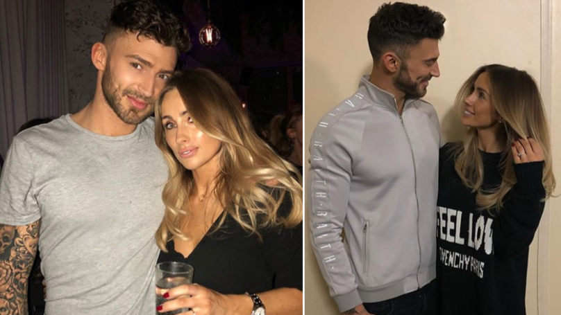 Jake Quickenden And Danielle Fogarty 'Split' Seven Months After Getting Engaged