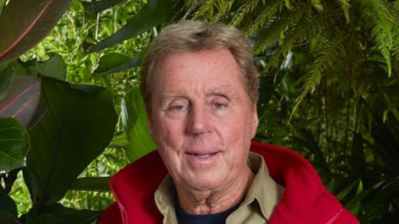 Harry Redknapp Has Won 'I'm A Celebrity...Get Me Out Of Here'