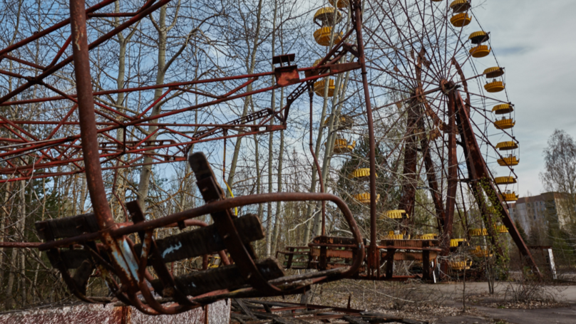 Here's What It Is Really Like Inside The Chernobyl Exclusion Zone