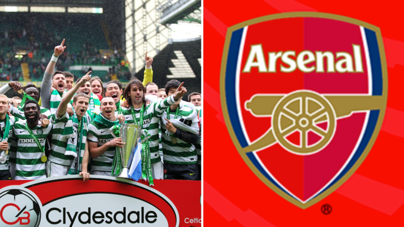 Arsenal Star Explains How Close He Came To Signing For Celtic As A Teenager