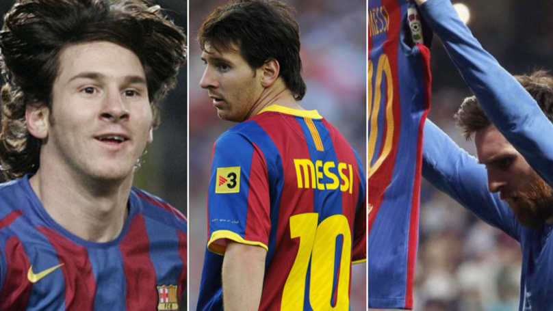 WATCH: Barcelona's Amazing Video Tribute To Lionel Messi | SPORTbible