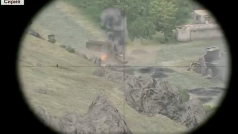 Russian News Channel Criticised for Using Video Game Footage in Veteran's Tribute