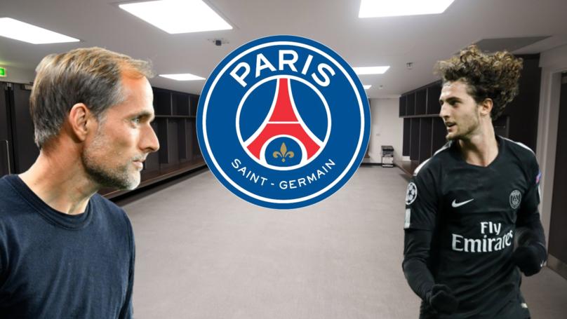 Thomas Tuchel Bans PSG Rebel Adrien Rabiot From Accessing Locker Room On Match Days