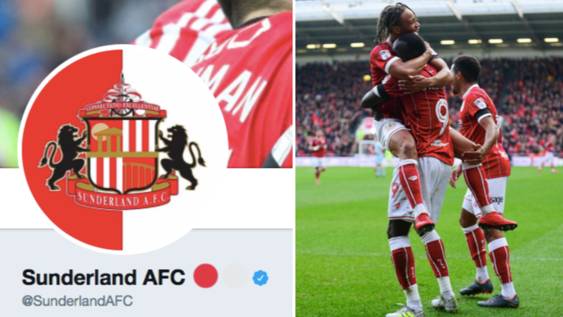 773f518f816 Sunderland s Twitter Account Give Brutally Honest Assessment Of First Half