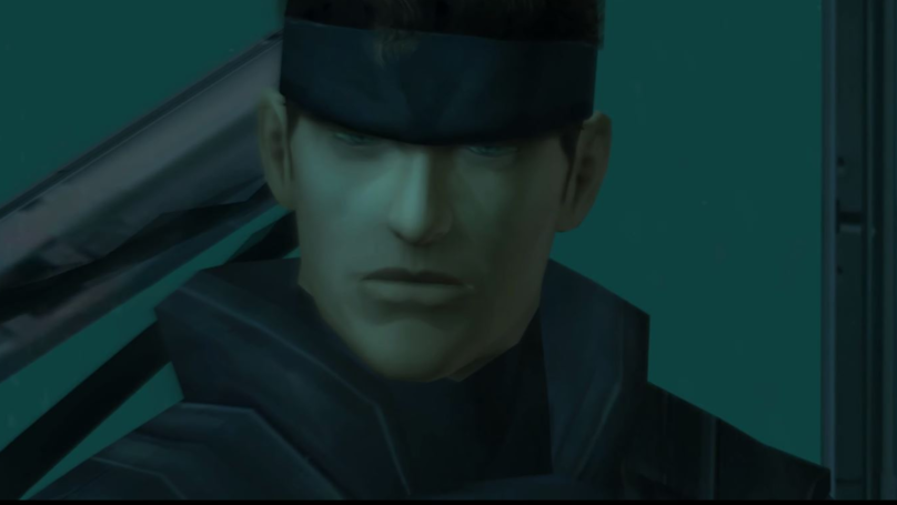 ​AI Is Being Used To Give Metal Gear Solid A 4K Remaster