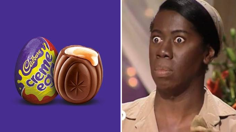 People Are Only Just Realising How Much Sugar Is In A Creme Egg