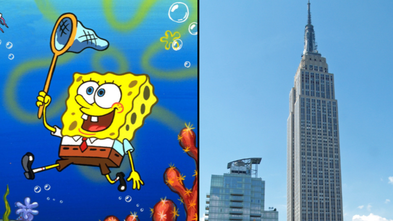 'SpongeBob SquarePants' Fan Launches Petition To Turn Empire State Building Yellow To Honour Stephen Hillenburg
