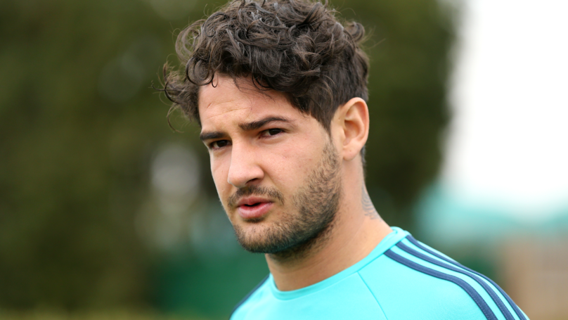 Former AC Milan Star Alexandre Pato Leaves Tianjin Tianhai After A Two-Year Stint