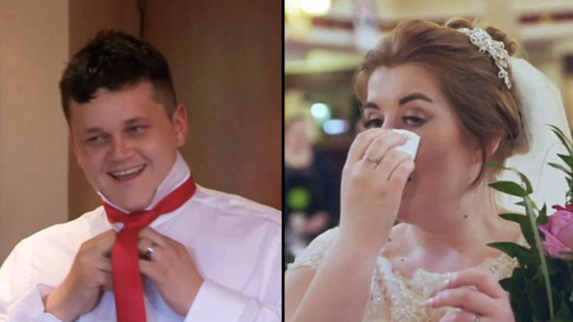 People Think That A Groom On 'Don't Tell The Bride' Was Already Married