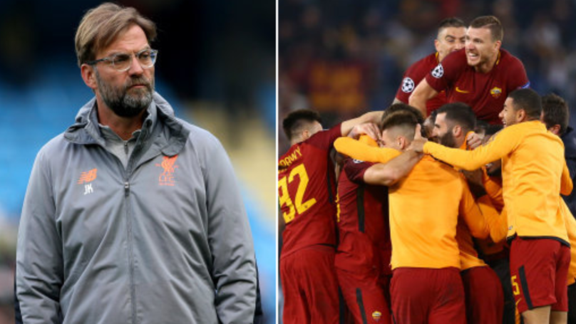 What Jurgen Klopp Has Said About Liverpool Drawing AS Roma Is Spot On
