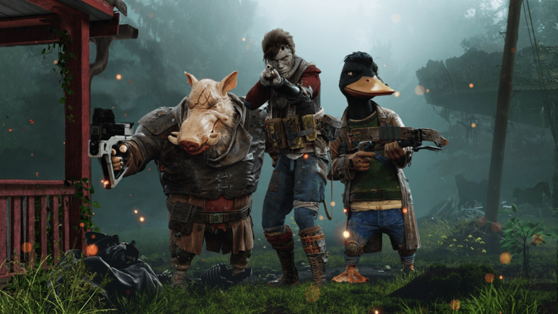 Cracking X-COM-Like 'Mutant Year Zero' Has A Free Demo On PC