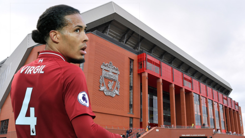 Virgil Van Dijk Names The Stadium That Has Similar Atmosphere To Anfield