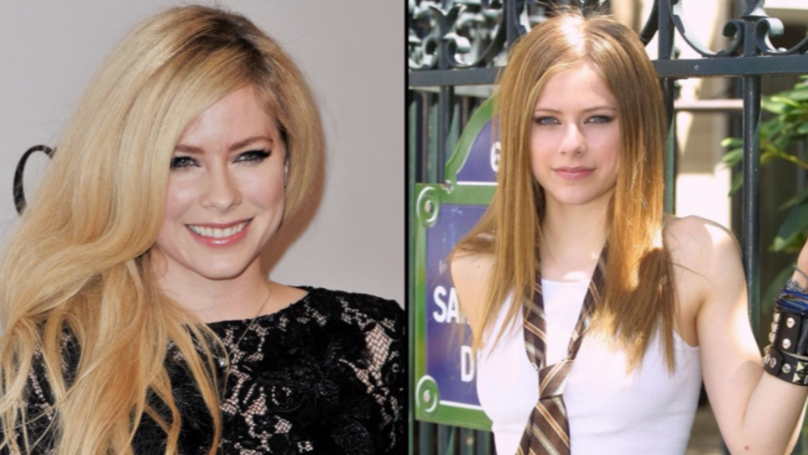 Avril Lavigne Shuts Down 'Weird' Fan Theory Which Suggests She's Dead