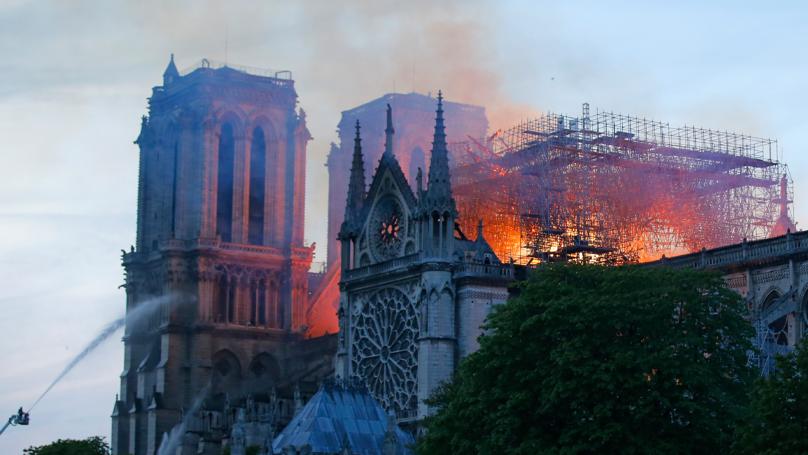Over £606 Million Pledged To Rebuild Notre Dame Cathedral After Devastating Fire