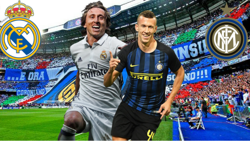 Ivan Perisic And Luka Modric Hint Towards Inter Milan Transfer On