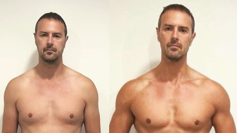 Paddy McGuinness Shares Incredible Body Transformation Pics After Weight Loss