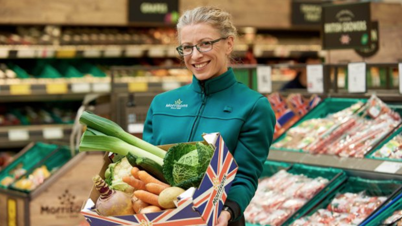 Morrisons Is Selling £5 Vegetable Boxes Big Enough To Feed A Family For Days