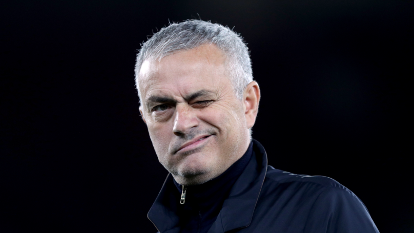 Jose Mourinho Names The League He Wants To Manage In