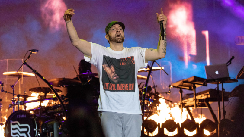 Eminem Sold More Albums In 2018 Than Any Other Artist
