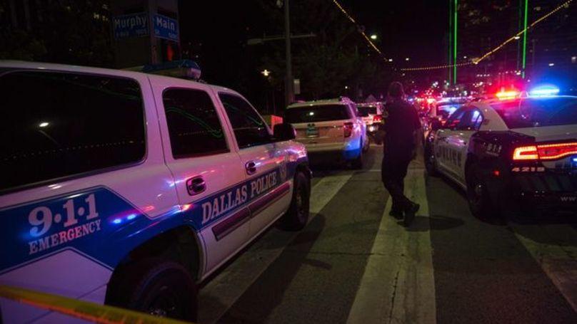 Five US Police Officers Shot By Snipers At Black Lives Matter Protest