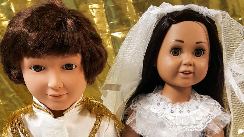 You Can Now Buy Dolls Of Meghan And Prince Harry... Sort Of
