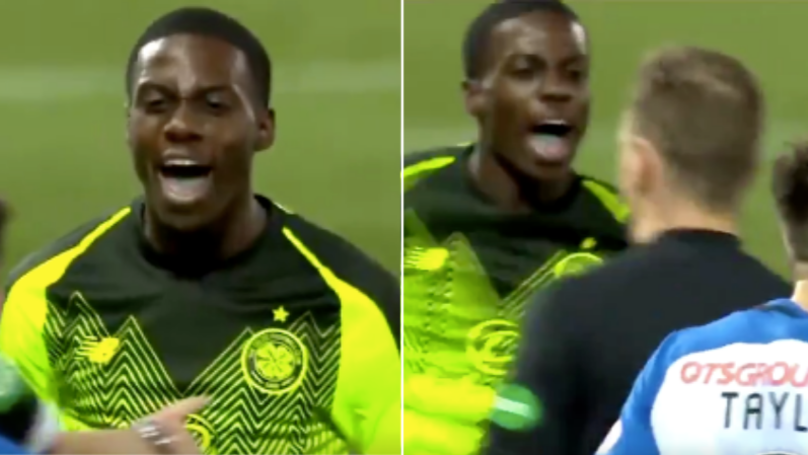 Celtic Striker Timothy Weah Taunts Kilmarnock Players After Dramatic 90th Minute Winner