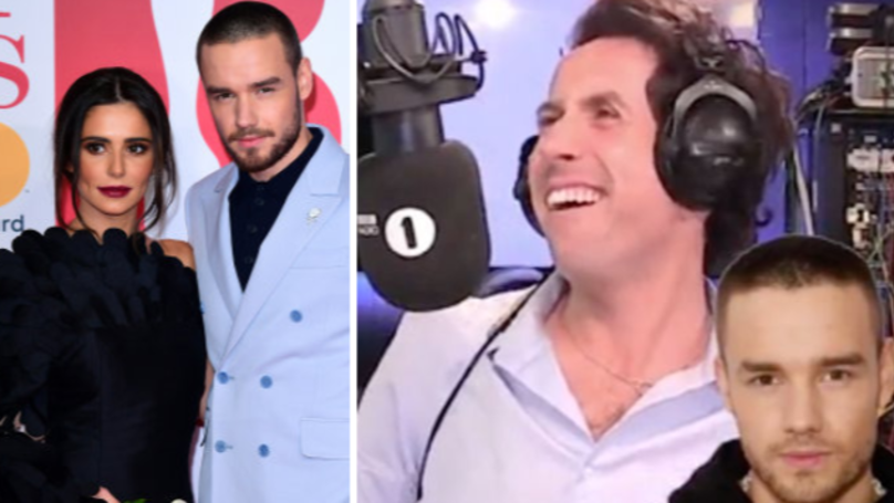 Liam Payne Embarrasses Cheryl Tweedy While She's On The Toilet