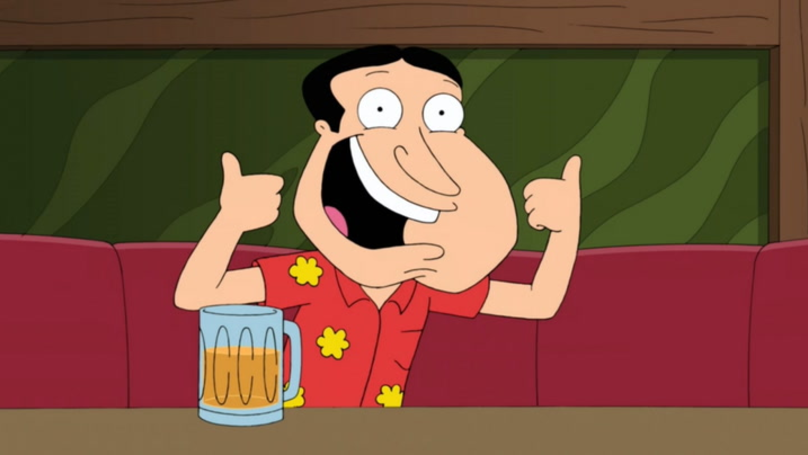 Quagmire From Family Guy Could Be About To Get His #MeToo Moment
