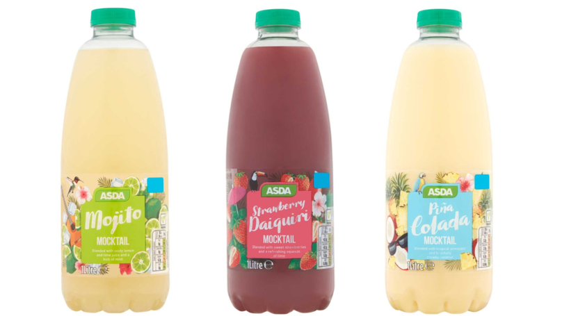 ASDA Is Selling Mocktail Versions Of Your Favourite Cocktails