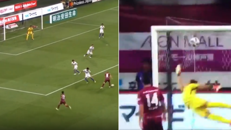 Andres Iniesta Just Scored Another Goal Of The Season Contender