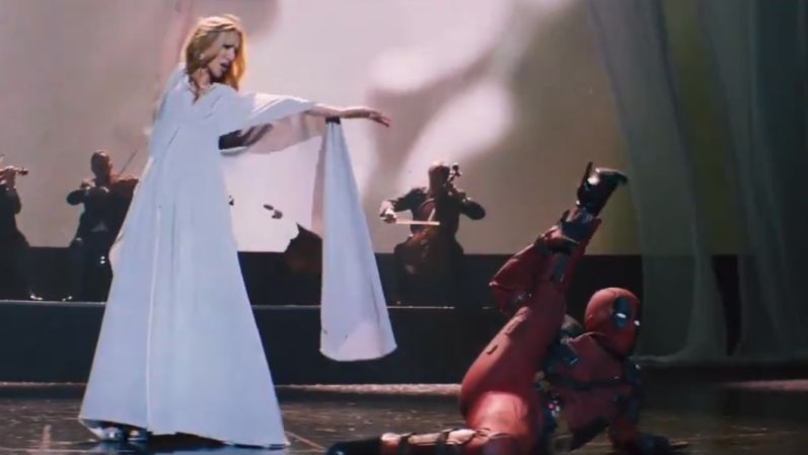 ​Deadpool Does Interpretive Dance To New Celine Dion Theme Song – And It Is Brilliant