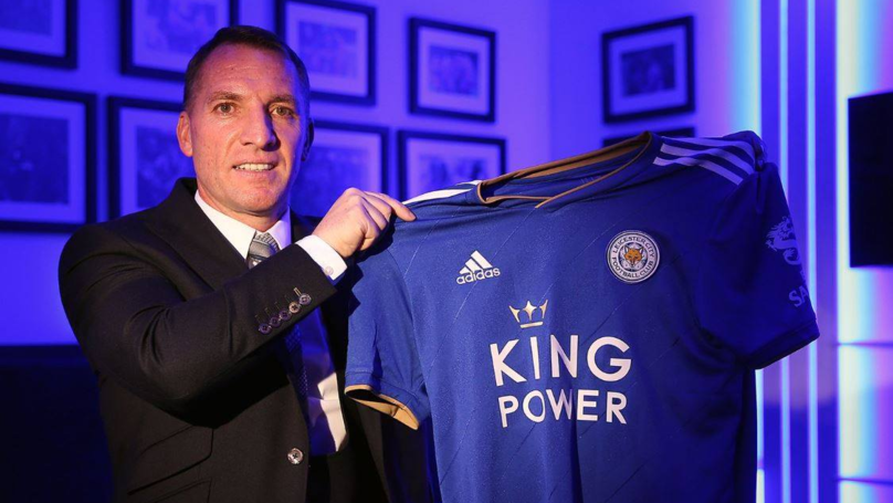 Brendan Rodgers Has Been Confirmed As The New Leicester City Manager
