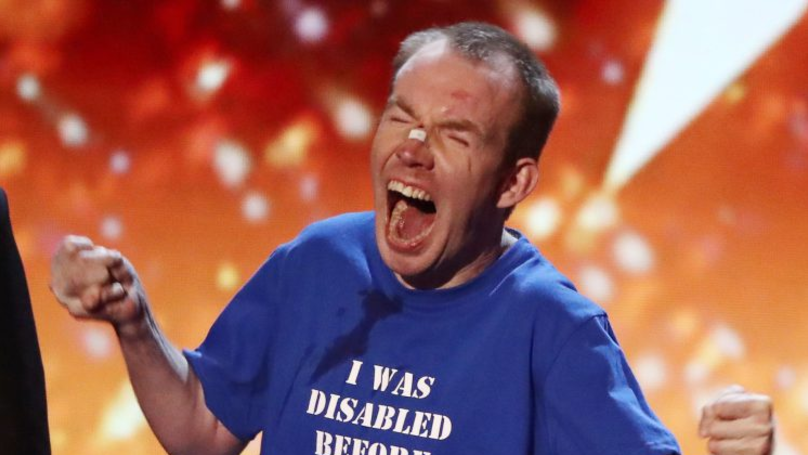 'Britain's Got Talent' Winner Lost Voice Guy Reveals How He'll Spend His Cash Prize