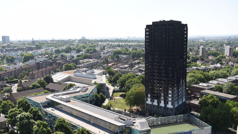 Stars Come Out In Force With Release Of Grenfell Tower Charity Single