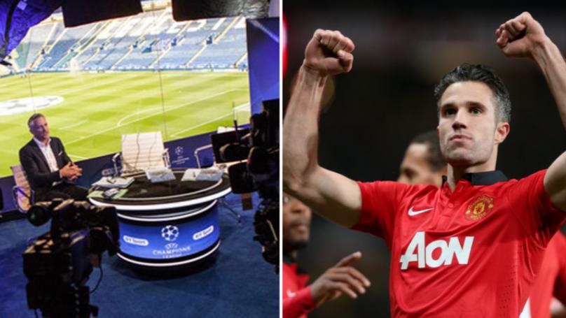 Robin Van Persie Set To Be Named BT Sport Pundit