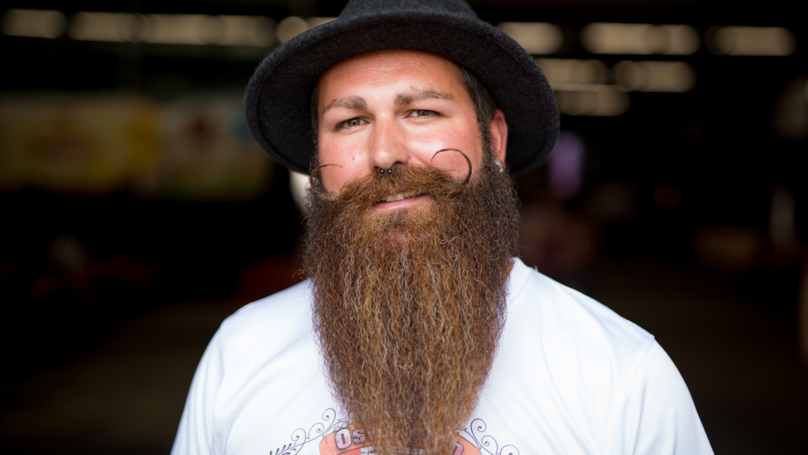 People With Beards Are Healthier And More Handsome, According To Research