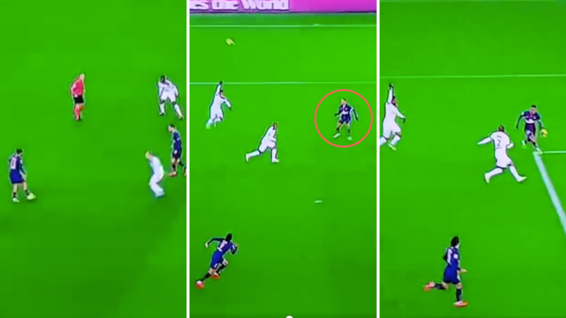 Dani Alves Pings The Perfect Ball To Neymar And He Finishes Brilliantly For PSG